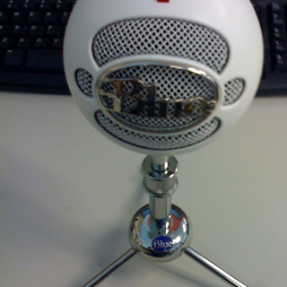 New microphone test