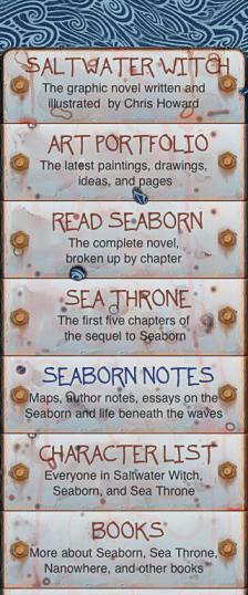 SeabornMenu