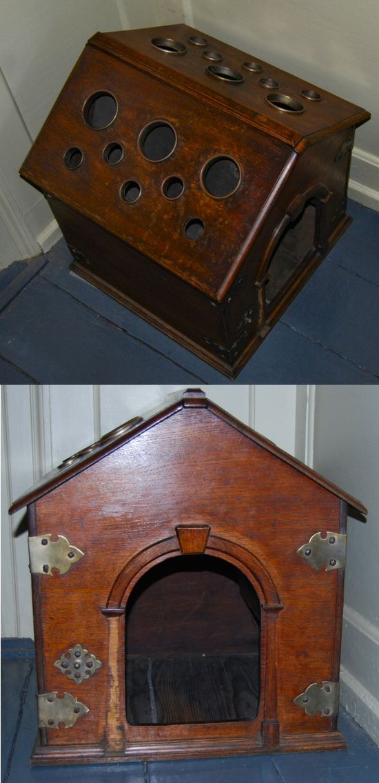 Steampunk-Doghouse