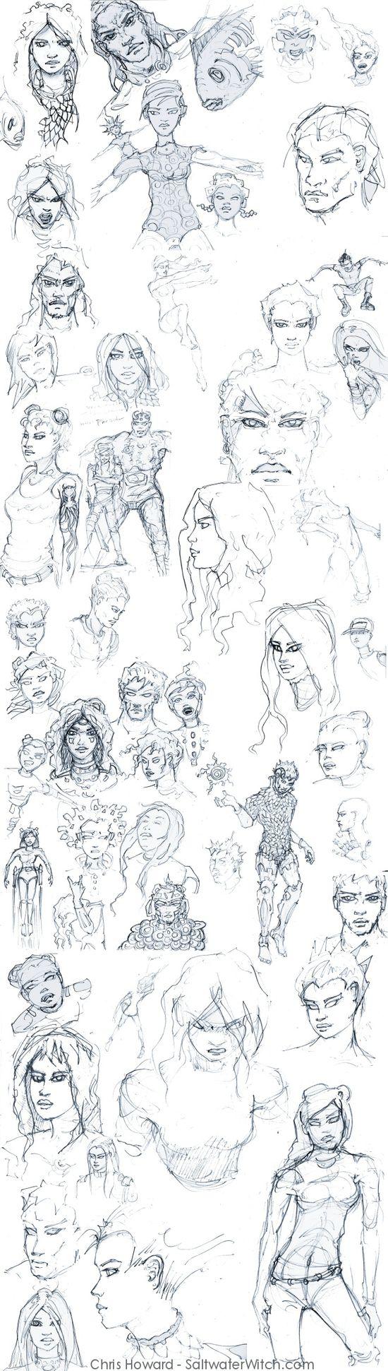 SketchingChrisHoward20120527