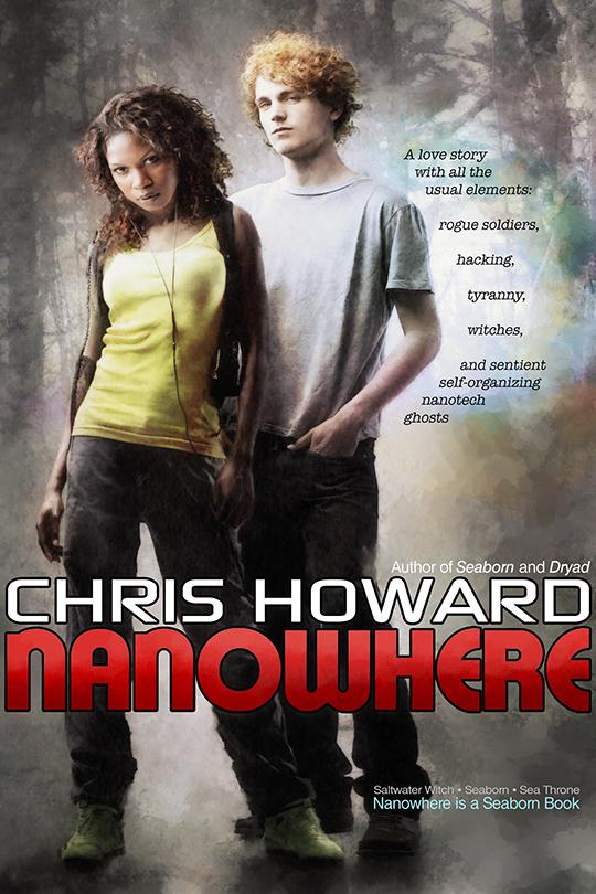 Nanowhere-ChrisHoward-FrontCover